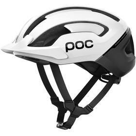 POC Omne Air Resistance Spin - Casco de bicicleta - blanco/negro